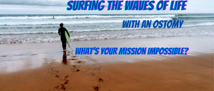 Surfing with an Ostomy